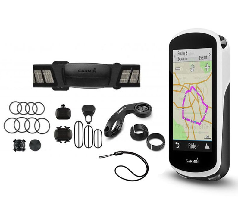 Gps Garmin Edge 1030 Bundle - 010-01758-11