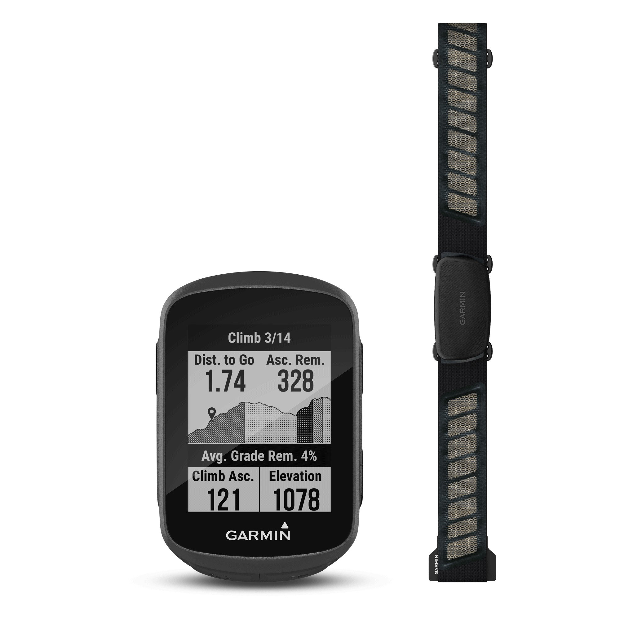 Gps Garmin Edge 130 Plus Bundle 010-02385-11