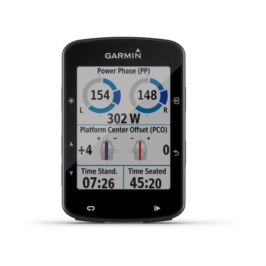 GPS Garmin Edge 520 Plus Bundle 010-02083-11 Autorizada Garmin