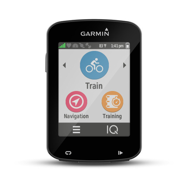 Gps Garmin Edge 820 Brindes Pelicula + Kit Luz Bike