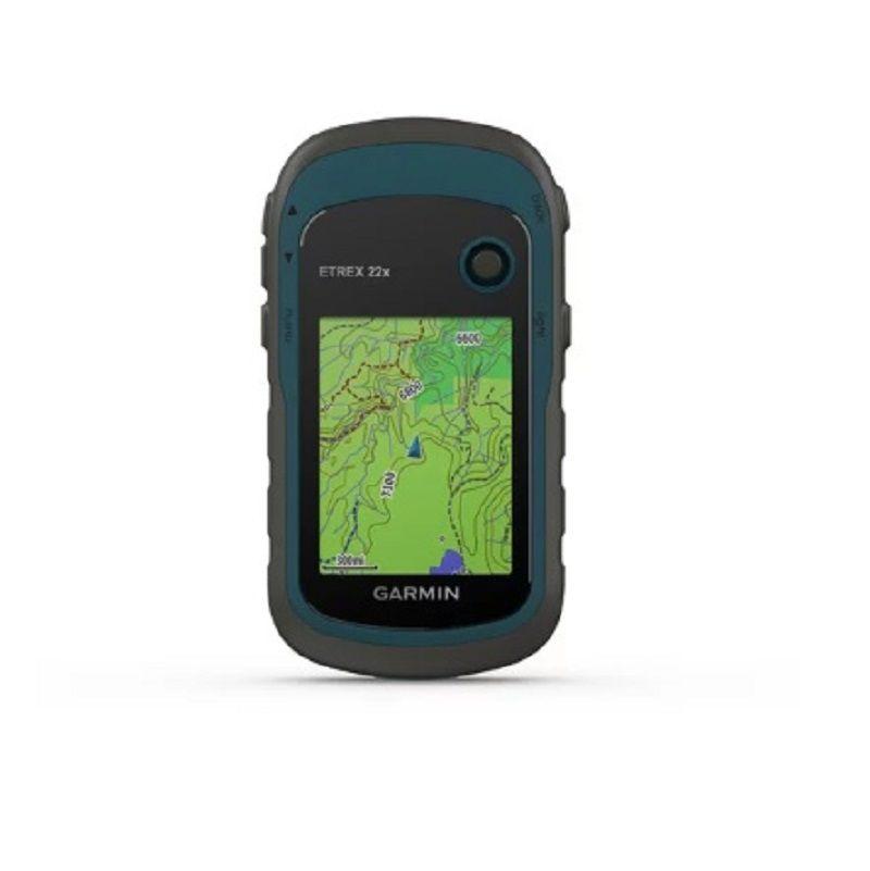 GPS Garmin Etrex 22x Mapa Rodoviario e Topografico 010-02256-03