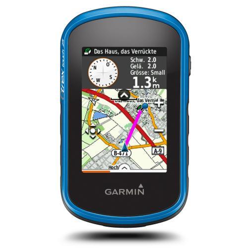 Gps Garmin Etrex 25 Touch Brinde Mapa Rodoviario e Topografico