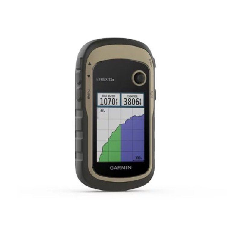 GPS Garmin Etrex 32x Mapa Rodoviario e Topografico 010-02257-03 Autorizada Garmin