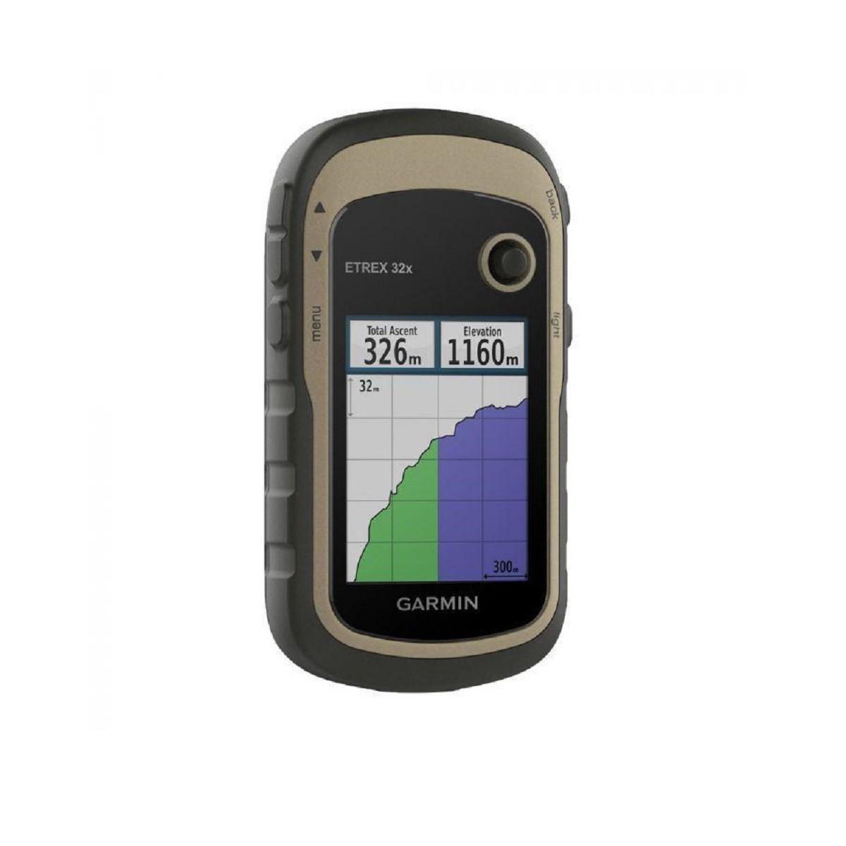 GPS Garmin Etrex 32x Mapa Rodoviario e Topografico 010-02257-03
