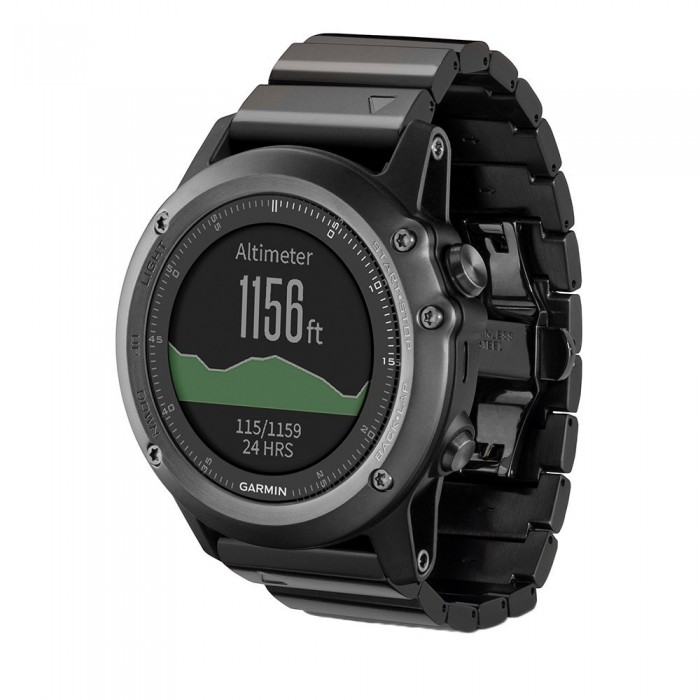 0934473c5be Gps Garmin Fenix 3 Safira 010-01338-21 - Loja Global Tech