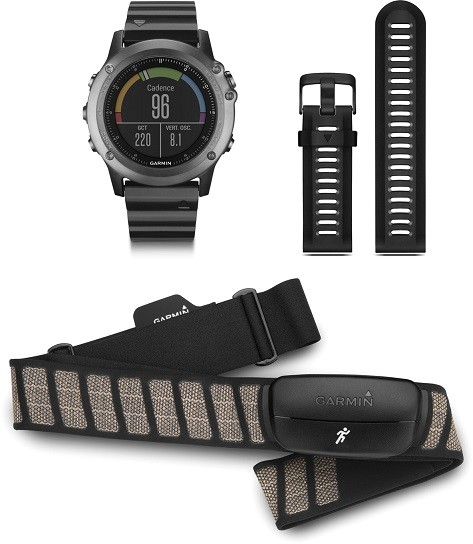 08cc972dd07 Gps Garmin Fenix 3 Safira - 010-01338-26 - Loja Global Tech