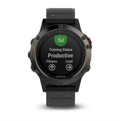 GPS GARMIN FENIX 5 CINZA PERFORMER BUNDLE 010-01688-30