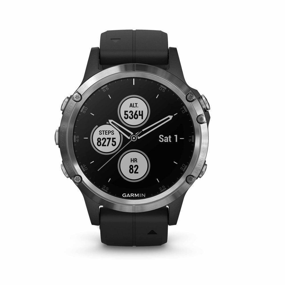 Smartwatch GPS Garmin Fenix 5 Plus 010-01988-11