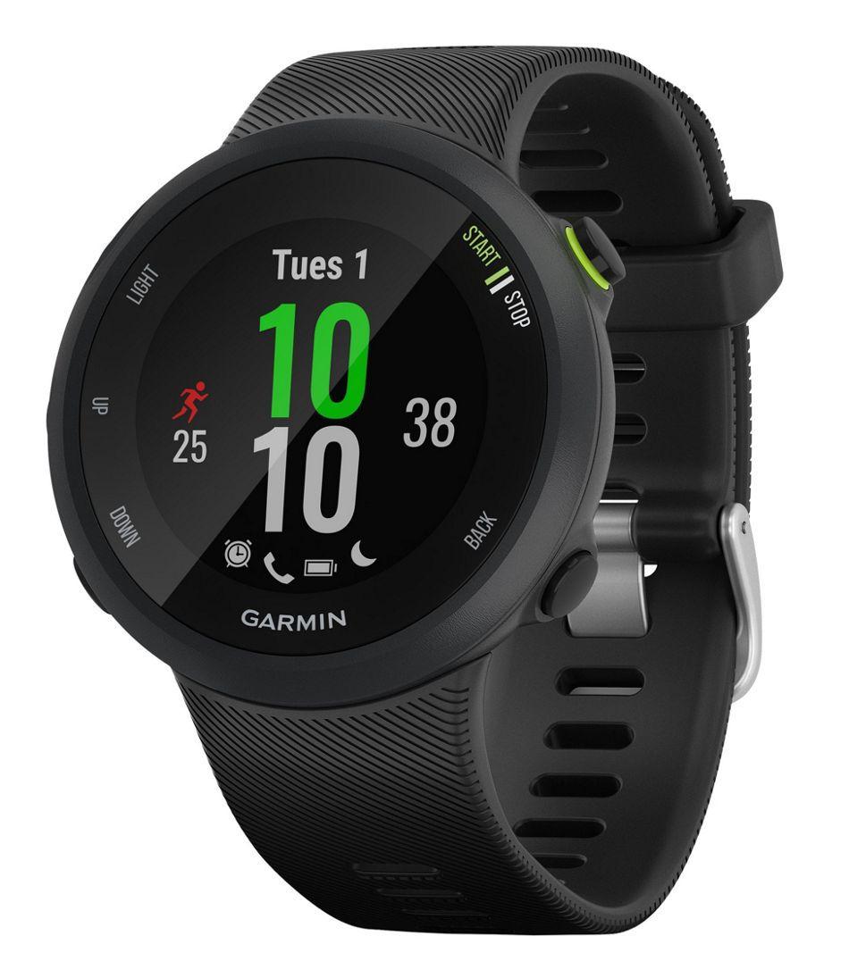 Smartwatch GPS Garmin Forerunner 45 Preto 010-02156-05