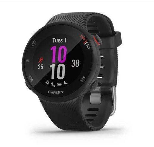 Smartwatch GPS Garmin Forerunner 45s Preto 010-02156-12