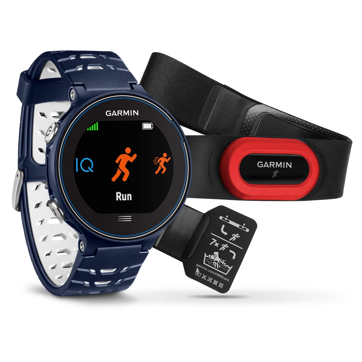 b226abd753f GPS Garmin Forerunner 630 Azul - Loja Global Tech