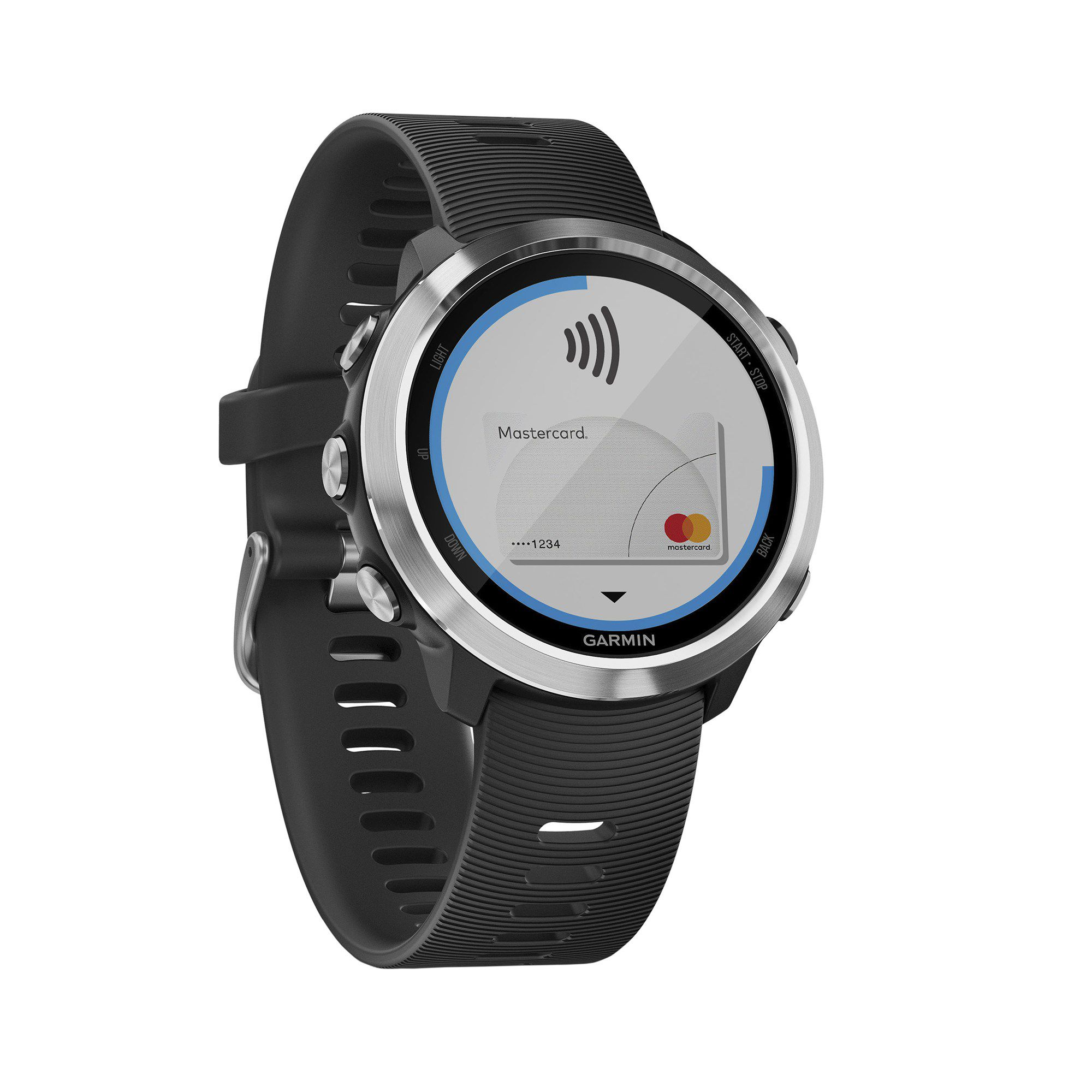 Smartwatch GPS Garmin Forerunner 645 Music Preto  010-01863-30