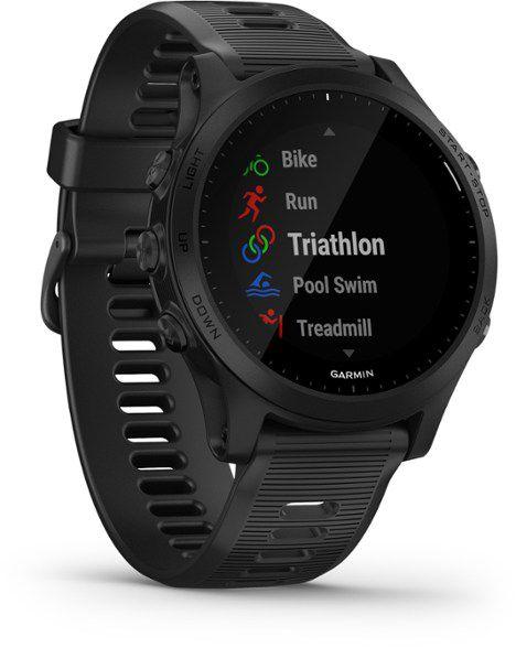 Smartwatch Gps Garmin Forerunner 945 Music Preto 010-02063-22