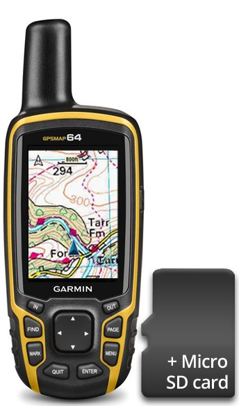 Gps Garmin Map 64 Autorizada Garmin 010-01199-00