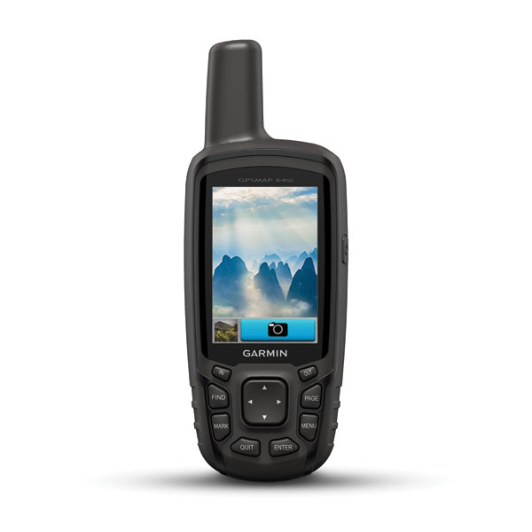 Gps Garmin Map 64SC Com Camera Digital de 8 MP Autorizada Garmin 010-01199-31