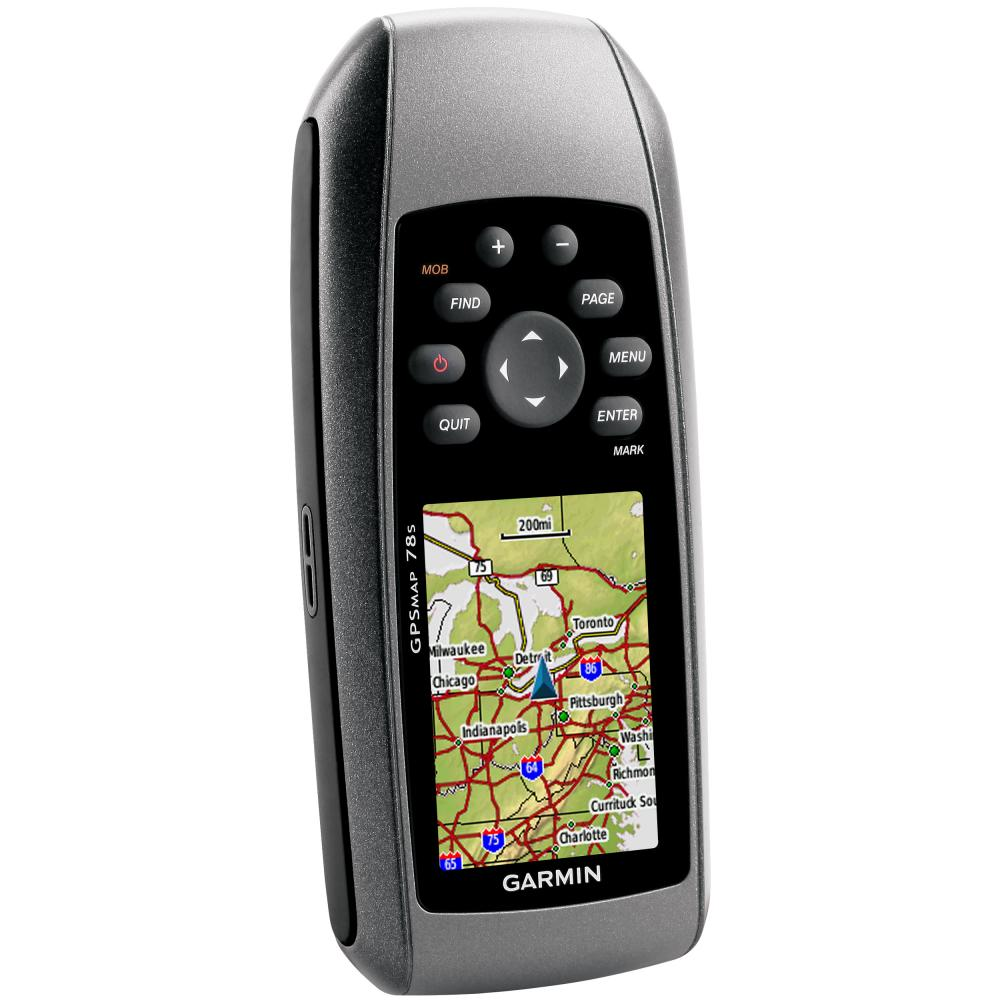 Gps Garmin MAP 78S Autorizada Garmin 010-00864-01