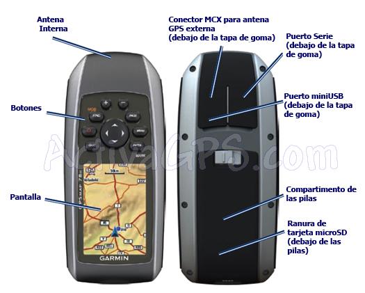 Gps Garmin MAP 78S Autorizada Garmin 010-00864-01