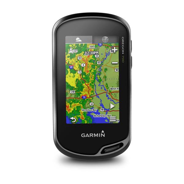 Gps Garmin Oregon 700 Wifi integrado Brinde Mapa Rodoviario e Topografico 010-01672-00