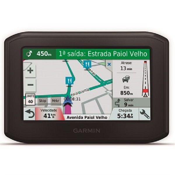Gps Garmin Zumo 396lm Mapa America do Sul vitalicio 010-02019-40