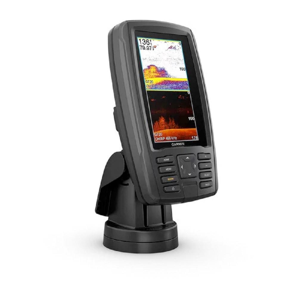 Gps Sonar Garmin Echomap 42CV Plus com Transdutor e Carta Nautica 010-01884-01