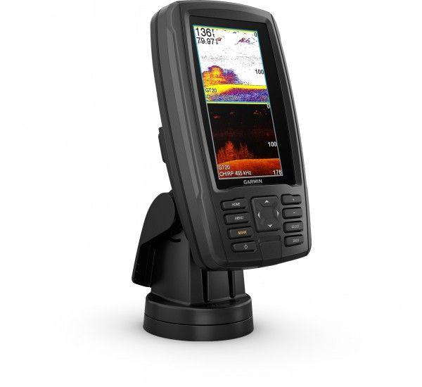 Gps Sonar Garmin Echomap 42CV Plus com Transdutor + Carta Náutica G2 Vision 010-01884-01