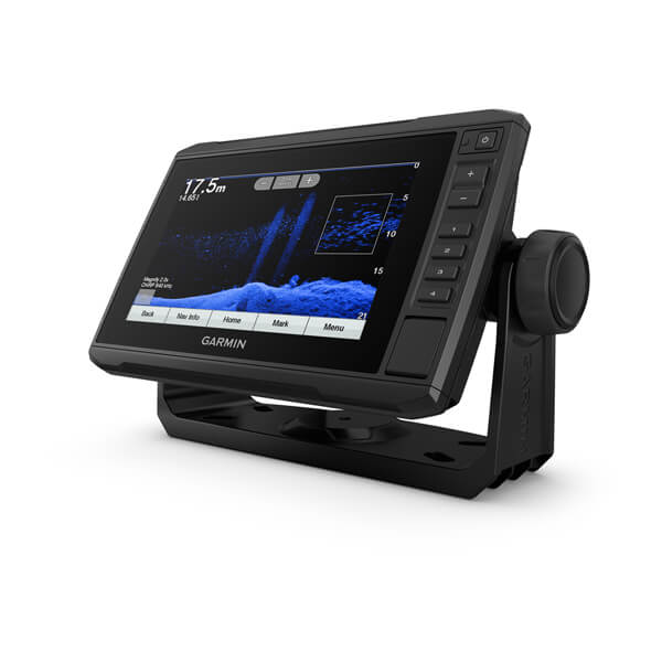 Gps Sonar Garmin Echomap 72cv UHD 010-02333-01 com Transdutor GT24UHD-TM