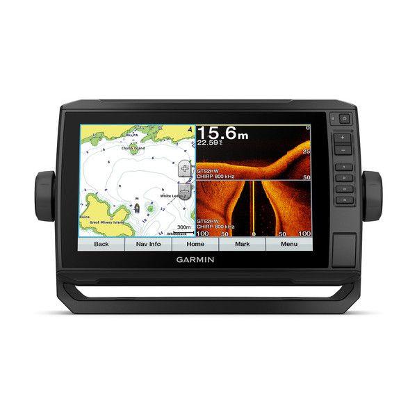 Gps Sonar Garmin Echomap 92SV Plus Transdutor GT52HW-TM + Carta Náutica G2 Vision 010-01900-01