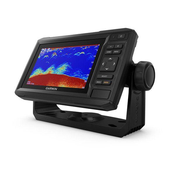Gps Sonar Garmin Echomap 62CV Plus 010-01888-00 + Transdutor CV20-TM 4 pinos