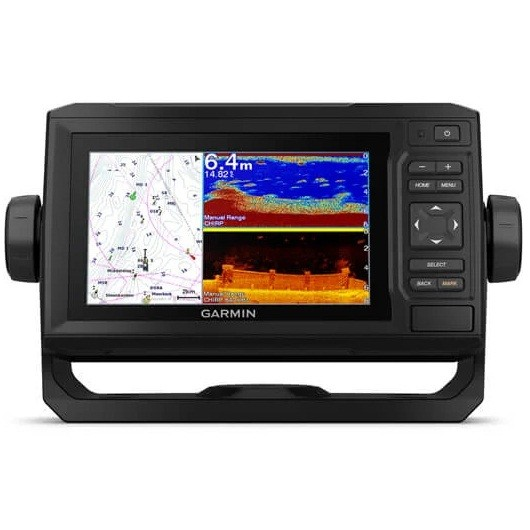 Gps Sonar Garmin Echomap UHD 62CV Transdutor GT24UHD-TM 4 pinos 010-02329-01