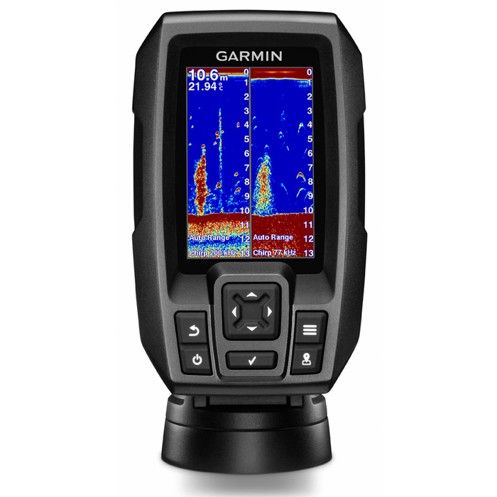 Gps Sonar Fishnfinder Garmin Striker 4 Autorizada Garmin 010-01550-01
