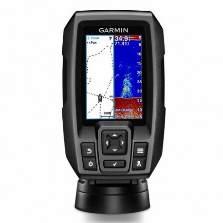 Gps Sonar Fishnfinder Garmin Striker 4 010-01550-01 Autorizada Garmin