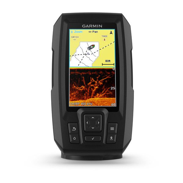 Gps Sonar Garmin Striker 4CV Plus 010-01871-03 Autorizada Garmin