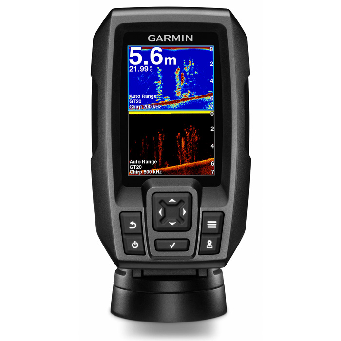 Gps Sonar Garmin Striker 4dv