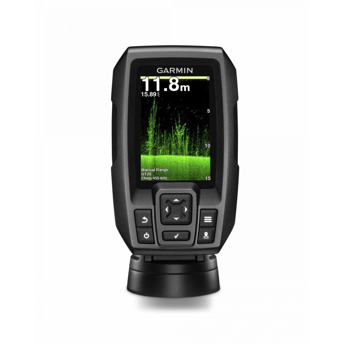 Gps Sonar Garmin Striker 4dv/cv
