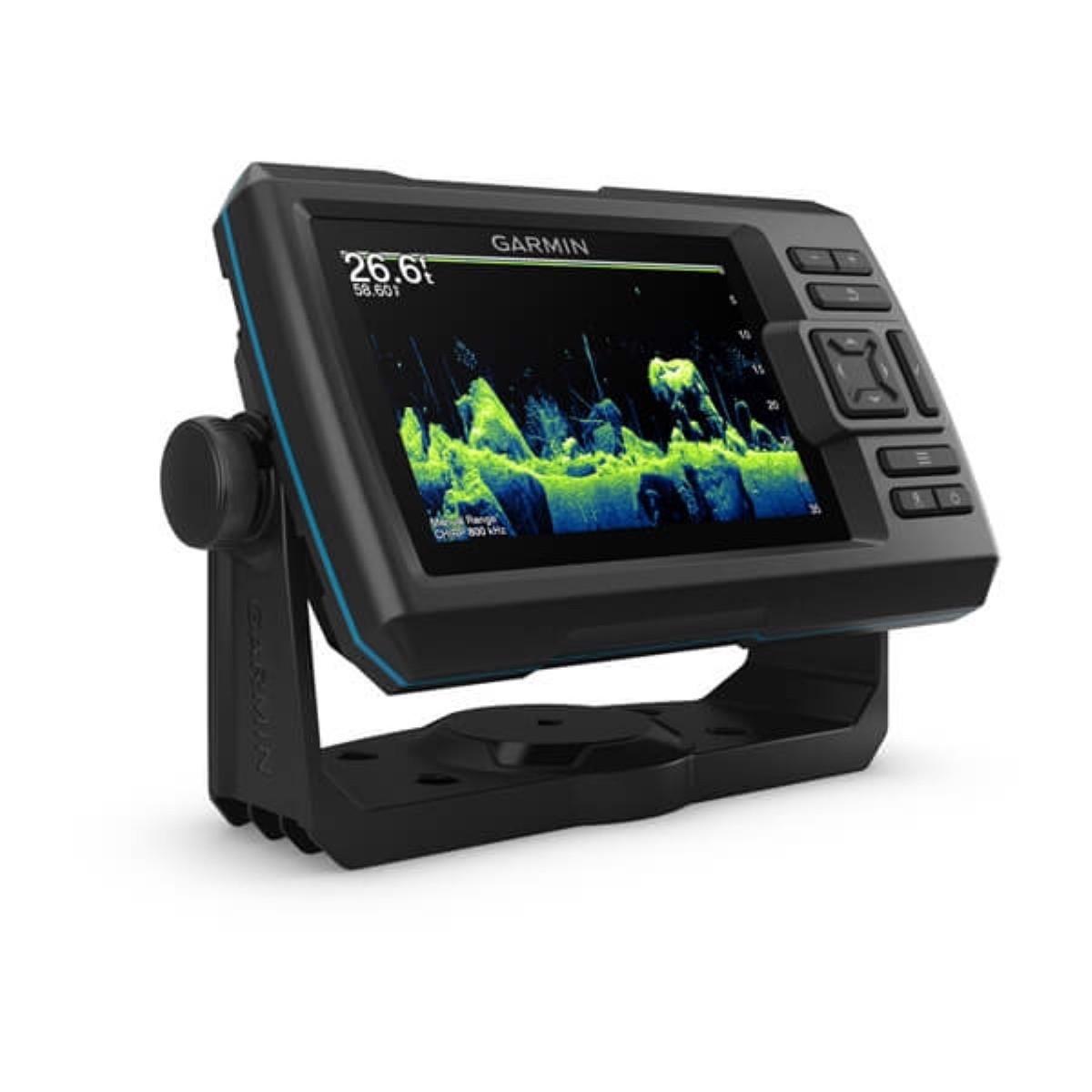 Gps Sonar Garmin Striker 5CV Vivid com Transdutor 010-02551-01
