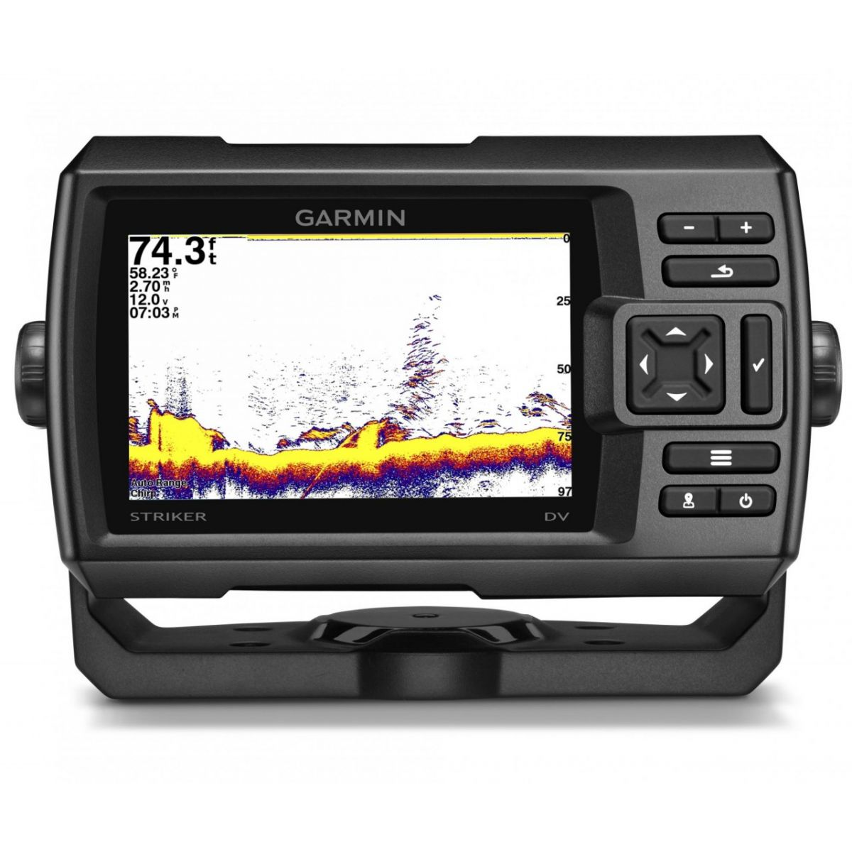 Gps Sonar Garmin Striker 5dv