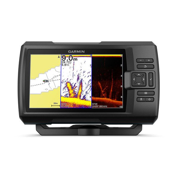 Gps Sonar Garmin Striker 7CV Plus 010-01873-03 Autorizada Garmin