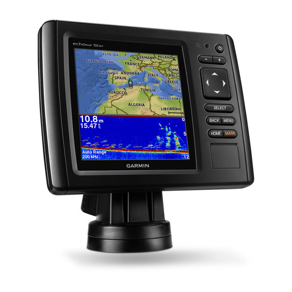 Gps Sonar Nautico Garmin EchoMap 52dv/cv