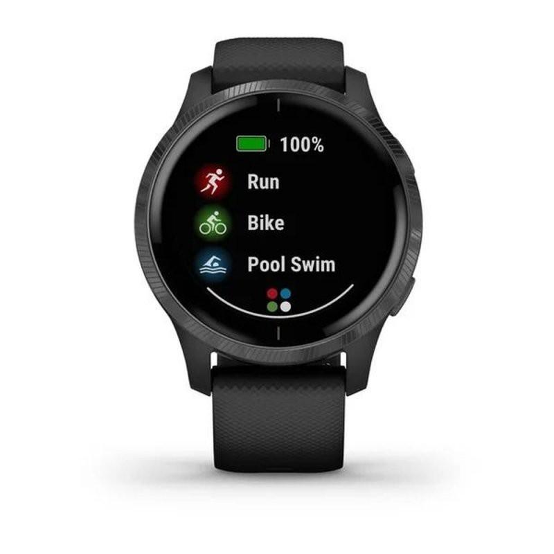 Smartwatch Gps Garmin Venu Preto 010-02173-12