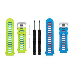 Pulseira Garmin Kit 2 Azul Verde Forerunner 920xt 010-11251-54