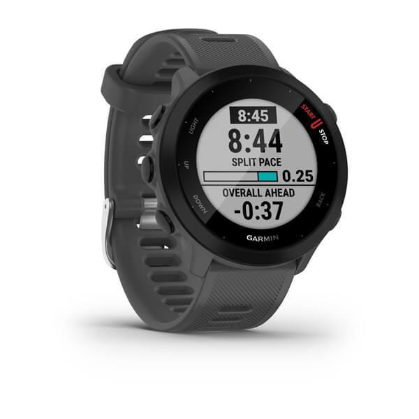 Smartwatch GPS Garmin Forerunner 55 Cinza 010-02562-13