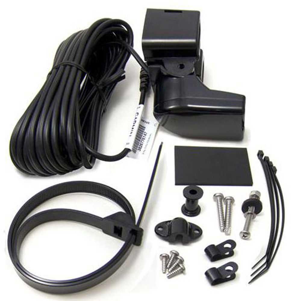 Transdutor Garmin Para Linha Echo e Striker Profundidade e Temperatura - 010-10249-20