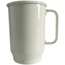 Caneca de Aluminio - 600ml Branca