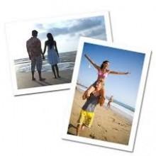 Papel Fotográfico Glossy 230g/m²  pct com 20 folhas 10,5x14,8cm (10x15)