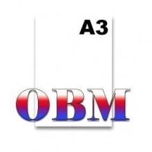 Papel OBM 5 folhas A3
