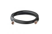 A-CRF-NMNM-LL4-300 - Cabo Lmr-400-Lite Para Antena Wireless, Conectores N Macho Para NMacho, 3 M