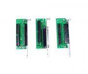 ADP-37/PCI - Placa Adaptadora P/ Placa Pci C/ Conector Idc50 Para Db37 Fêmea Espelho Braquete, Cabo Ca-5002 Incluso