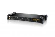 CS1758 - Comutador KVM de 8 portas PS/2-USB VGA/Áudio