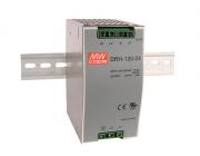 DRH-120 - Fonte de Alimentação Chaveada 120Watts, Trilho DIN