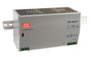 DRP-480S - Fonte de Alimentação Chaveada 480Watts, Função PFC, Trilho DIN